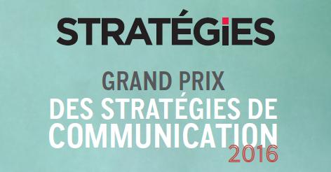 Remise des Grands Prix Stratégies